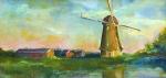 Windmill, 10x20, o/c